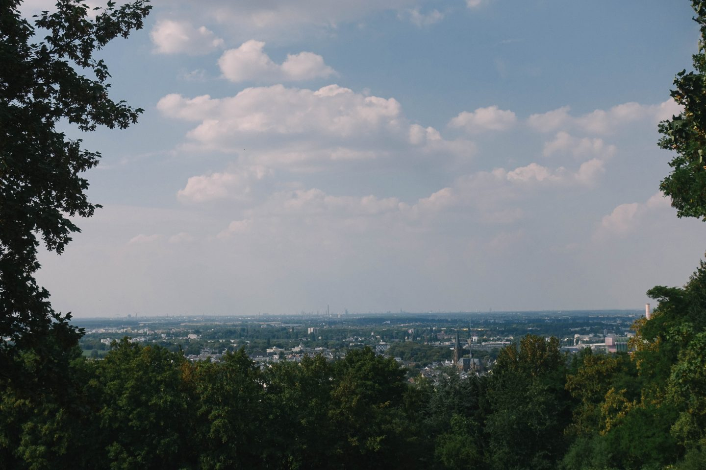 Bonn-Ippendorf, Blick auf Bonn